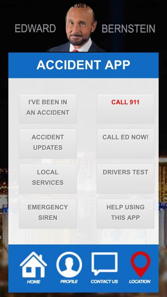 Ed Bernstein's Accident App
