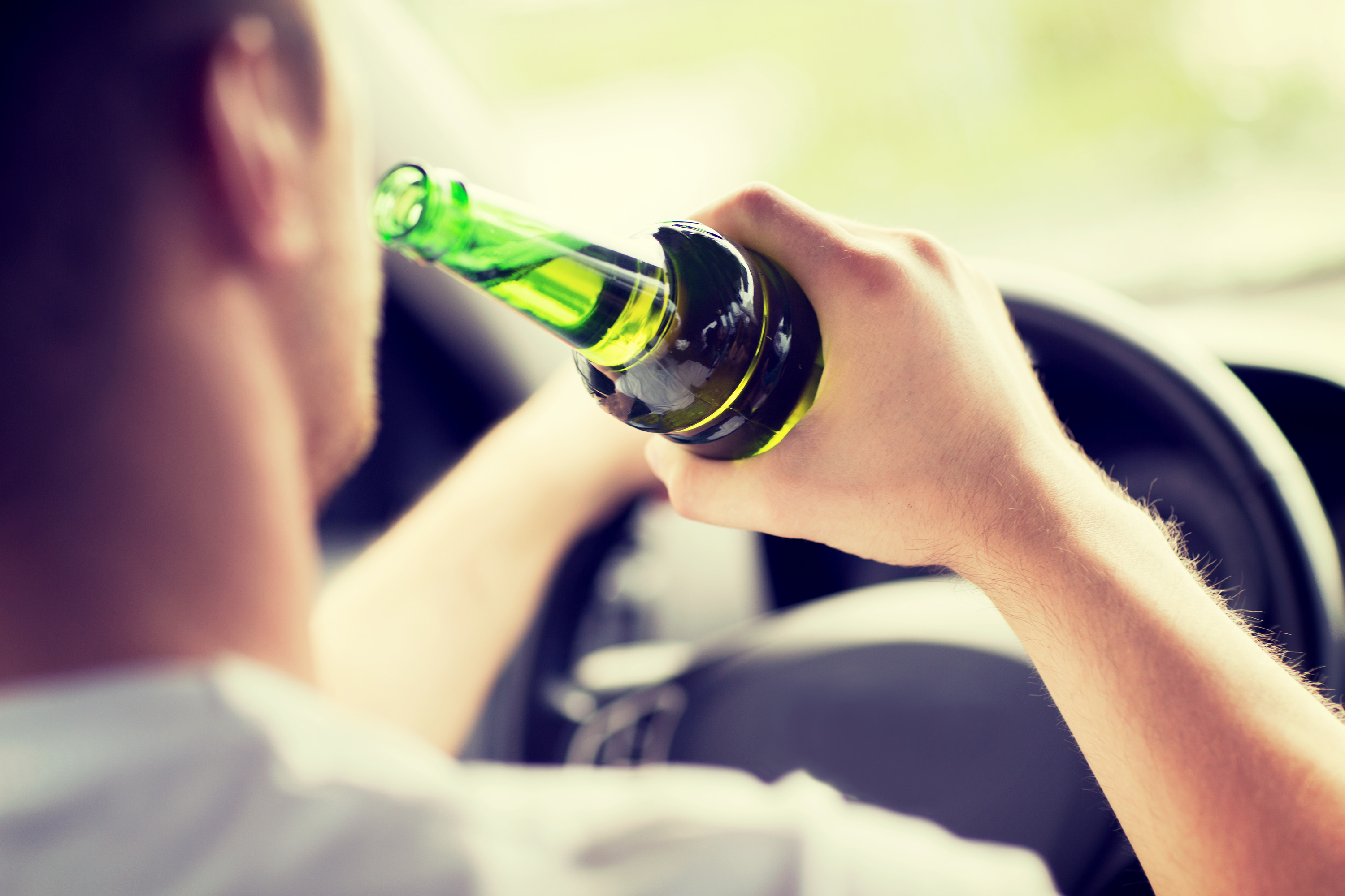 the causes of drinking and driving