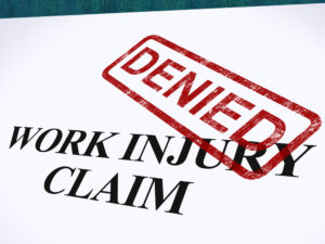 Denied Claims