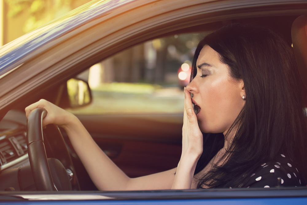 Avoid Driving While Tired