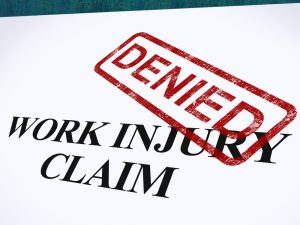 Stories about workers compensation denials